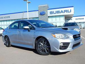 Subaru WRX - AWD 4dr Sedan