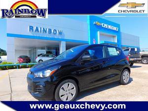 Chevrolet Spark LS CVT - LS CVT 4dr Hatchback