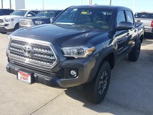 Toyota Tacoma - TRD Offroad