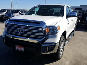 Toyota Tundra Limited - 4x2 Limited 4dr CrewMax Cab