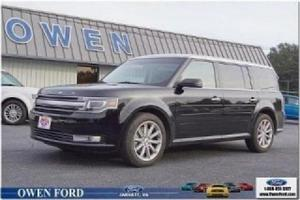 Ford Flex Limited - Limited 4dr Crossover