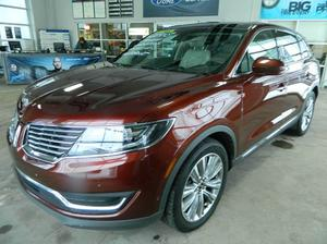 Lincoln MKX Reserve - AWD Reserve 4dr SUV