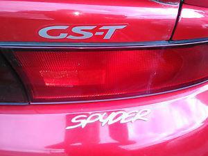 Mitsubishi Eclipse Spyder GST Convertible 2-Door