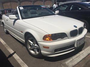 BMW 3 Series 325Ci - 325Ci 2dr Convertible