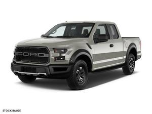 Ford F-150 Raptor - 4x4 Raptor 4dr SuperCab 5.5 ft. SB