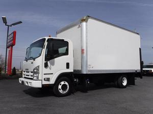 Isuzu NPR HD - 15FT Box Truck