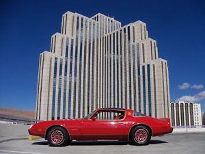 Pontiac Firebird Red Bird