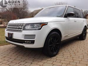 Land Rover Range Rover Supercharged LWB - AWD
