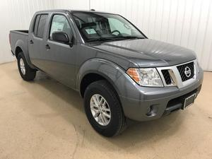 Nissan Frontier SV - 4x4 SV 4dr Crew Cab 5 ft. SB 5A