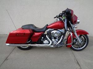 Harley-Davidson FLHX Street Glide in Rushville, IN
