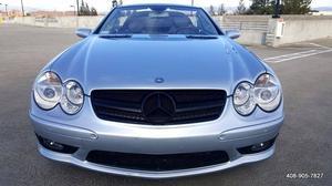 Mercedes-Benz SL-Class SL 500 - SL dr Convertible