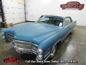 Cadillac DeVille Body Int Good 429V8 Auto
