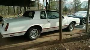 Chevrolet Monte Carlo T-Tops