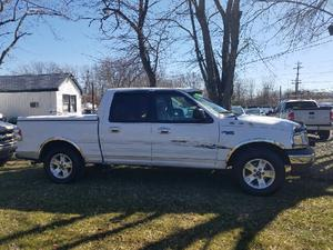 Ford F-150 Lariat - 4dr SuperCrew Lariat Rwd Styleside