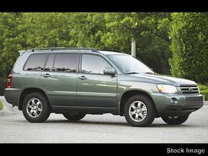 Toyota Highlander - V6