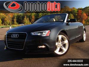 Audi A5 2.0T Premium - 2.0T Premium 2dr Convertible