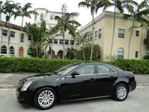 Cadillac CTS - 3.0L Luxury AWD 4dr Sedan