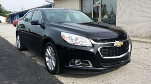 Chevrolet Malibu Limited LTZ - LTZ 4dr Sedan