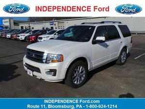 Ford Expedition Limited - 4x4 Limited 4dr SUV