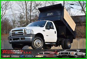 Ford F-350 XL Dump Truck