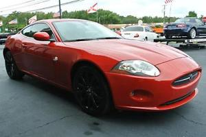 Jaguar XK Base Coupe 2-Door
