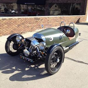 Morgan 3 WHEELER -  Morgan 3 Wheeler MOG
