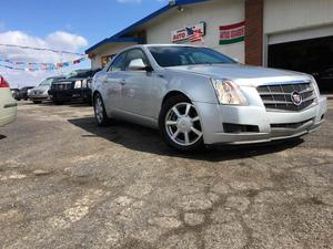 Cadillac CTS 3.6L V6 - 3.6L V6 4dr Sedan w/ 1SA