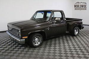Chevrolet C10 SUPERCHARGED 406CI. ORIGINAL PAINT!