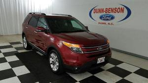 Ford Explorer Limited - AWD Limited 4dr SUV