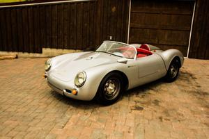 Porsche Spyder -