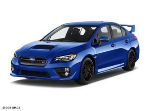 Subaru WRX STI - AWD STI 4dr Sedan