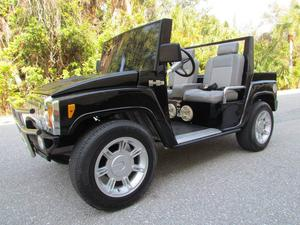 HUMMER Golf Cart -