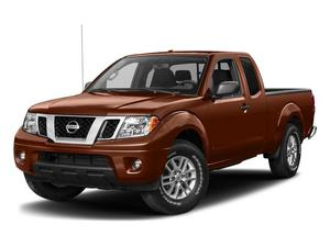 Nissan Frontier - King Cab 4x4 SV V6 Auto