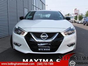 Nissan Maxima 3.5 SR - 3.5 SR 4dr Sedan