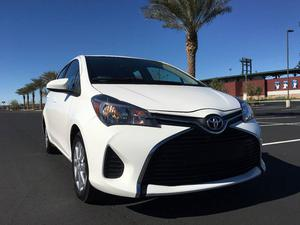 Toyota Yaris 5-Door LE - LE 4dr Hatchback