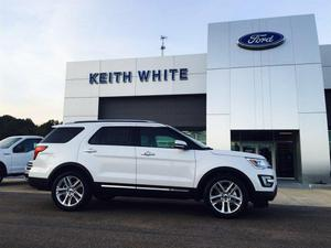Ford Explorer Limited - Limited 4dr SUV