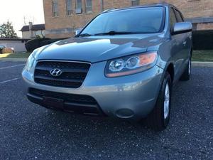 Hyundai Santa Fe GLS - AWD GLS 4dr SUV
