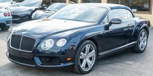 Bentley Continental GTC V8 - AWD 2dr Convertible