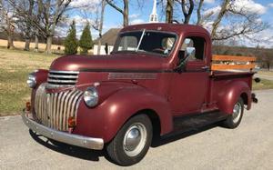 1948 Chevrolet 12 Ton Canopy Express Truck Cozot Cars