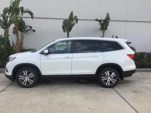 New  Honda Pilot EX-L