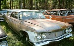 Plymouth Fury Station Wagon