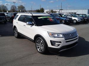 Ford Explorer Platinum in Greensboro, NC