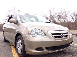 Honda Odyssey EX-L - EX-L 4dr Mini-Van