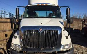 International  Truck Tractor