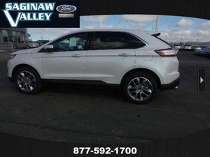 New  Ford Edge Titanium