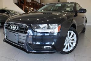 Audi A4 2.0T Premium - 2.0T Premium 4dr Sedan