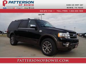 Ford Expedition EL King Ranch - 4x4 King Ranch 4dr SUV