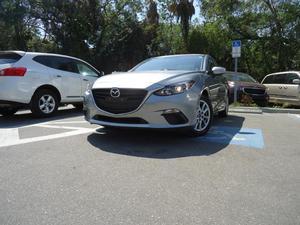 Mazda MAZDA3 i Sport - i Sport 4dr Sedan 6A