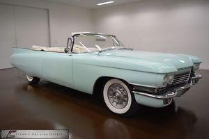 Cadillac Deville Convertible Car