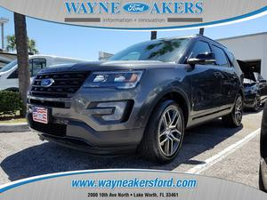 Ford Explorer SPORT 4WD in Lake Worth, FL
